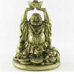 Όρθιος Βούδας Πλούτου με Σύμβολο Ingot