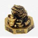 Βάτραχος Πλούτου σε Πλίνθο