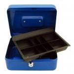Κουτί Ταμείου Με Κερματοθήκη 300x220x90mm Mecab300