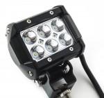Προβολέας Αυτοκινήτου LED 18W 12V - ROLINGER BCA-R3018