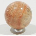 Σφαίρα από Ηλιόλιθο Πορτοκαλί 210gr