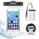 Αδιάβροχη Θήκη για Κινητά Τηλέφωνα & iPhone για Χέρι ή Λαιμό - Waterproof Armband Case
