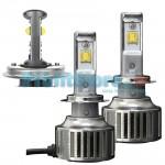 Φώτα Αυτοκινήτου CREE LED Kit H7 4.500LM - 6500Κ - 40W - CAN BUS