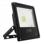 Αδιάβροχος Προβολέας Εξωτερικού Χώρου με Τεχνολογία SMD LED 20W 12V LP201