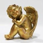 Διακοσμητικός Καθιστός Άγγελος