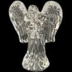 Διακοσμητικός Άγγελος Κρυστάλλινος