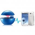 Φορητό Bluetooth Ηχείο SD Mp3 Player Hands-Free με Φωτισμό LED ΒΤ118