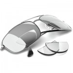 Αυτοκόλλητοι Φακοί Πρεσβυωπίας HYDROTAC για Γυαλιά Οράσεως-Ηλίου-Καταδυτικές Μάσκες 2.50
