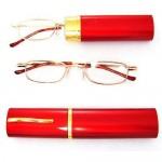 Γυαλιά Πρεσβυωπίας σε πρακτική θήκη και μέγεθος στυλού -Φακός +4.00