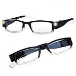 Γυαλιά Πρεσβυωπίας με Φωτισμό LED - EasyLight ΙΙ Reading Glasses +2.00