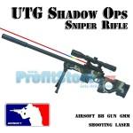 Αεροβόλο Όπλο Μοντελισμού Τύπου UTG Shadow Ops Sniper Rifle με Διόπτρα