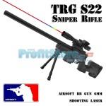 Αεροβόλο Όπλο Μοντελισμού Τύπου TRG S22 Sniper Rifle με Διόπτρα
