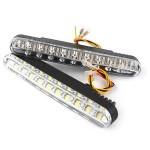 Ισχυρά Φώτα Ημέρας Αυτοκινήτου 20x LED - Daytime Running Lights