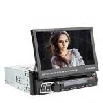 Ηχοσύστημα Multimedia Αυτοκινήτου 1 DIN με TFT Οθόνη Αφής 7in MP4/MP3/USB/SD/AUX/MIC/ και Bluetooth