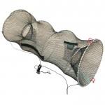 Παγίδα για Ψάρια - Κιούρτος 60x30cm Στογγυλή Πτυσσόμενη