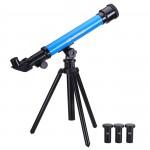 Παιδικό Τηλεσκόπιο Μεγέθυνσης 20-30-40x με Τρίποδο 45mm - Explore & Discover