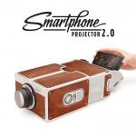 Προβολέας Προτζέκτορας για Κινητά Τηλέφωνα Smartphone Projector 2.0 Cinema in a Box