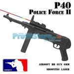 Αεροβόλο Όπλο Μοντελισμού P40 Police Force II
