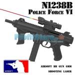 Αεροβόλο Όπλο Μοντελισμού Ν1238Β Police Force VI