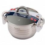 Κατσαρόλα 16cm - Induction 1.8L- Gourmet Line-Blaumann BL-1018
