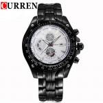 Ανδρικό Ρολόι CURREN M8083 Black & White