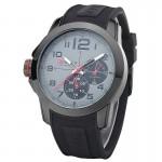Ανδρικό Ρολόι CURREN M8182 Black & Grey