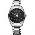 Ανδρικό Ρολόι CURREN M8072 Silver & Black