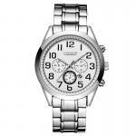 Ανδρικό Ρολόι CURREN M8050 Silver & White