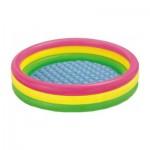 Φουσκωτή Παιδική Πισίνα 114x25cm Sunset Glow Pool Intex-57412