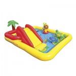 Παιδικός Φουσκωτός Παιδότοπος 254x196x79cm Ocean Play Center Intex-57454
