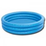 Φουσκωτή Παιδική Πισίνα 147x33cm Crystal Blue Pool Intex-58426