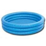 Φουσκωτή Παιδική Πισίνα 68x38cm Crystal Blue Pool Intex-58446