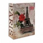 Βιβλίο Χρηματοκιβώτιο Ασφαλείας με θέμα το Παρίσι-KBS-802 Paris
