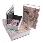Βιβλίο Χρηματοκιβώτιο Ασφαλείας BFLY-KBS-802 Butterfly
