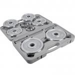 Βαλιτσάκι Με Σετ Αλτήρες Και Βάρη 10 kg Amila-44372
