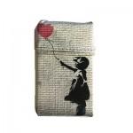Θήκη Πακέτου Τσιγάρων 100s - Child with Balloon