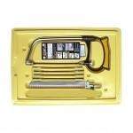 Πολυχρηστικό Πριόνι με Ανταλλακτικές Λεπίδες για Μέταλλο, Ξύλο, Πλαστικό