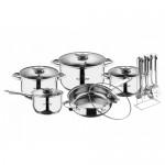 Σετ Αντικολλητικά Μαγειρικά Σκεύη 20 τεμ. Gourmet Line Blaumann BL-3133