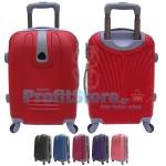 Βαλίτσα Καμπίνας ABS με Ροδάκια Τηλεσκοπική Λαβή & Κλείδωμα Ασφαλείας ORMI M60