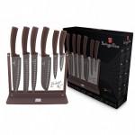Σετ Αντικολλητικά Μαχαίρια υψηλής ποιότητας 7 τμχ. Berlinger Haus BH-2133
