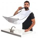 Έξυπνη Μπέρτα Κουρέματος & Ξυρίσματος για το Σπίτι - Groomarang Beard Catcher