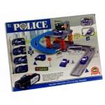 Παιδικό Σετ Σταθμός Αστυνομίας - Police Regional Race track 29 τμχ