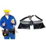 Πρακτική ζώνη με 8 θήκες για να έχετε πάνω σας όλα τα απαραίτητα εργαλεία κατά την εργασία