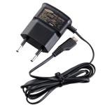 Φορτιστής ταξιδίου με ενσωματωμένο καλώδιο Micro USB 9300H-OEM