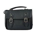 Γυναικεία Τσάντα Τύπου Χαρτοφύλακας Μαύρη - Briefcase form bags-32041