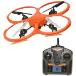Τηλεκατευθυνόμενο Drone με Ενσωματωμένη Κάμερα HD 2mpixel DENVER DV-DCH-330