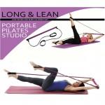 Όργανο Εκγύμνασης Portable Pilates Studio + DVD