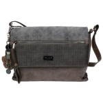 Τσάντα Ώμου Μεσαία Φάκελος Kimmidol Collection KI23623