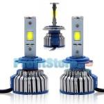Φώτα Αυτοκινήτου COB LED Kit H4 2600LM - 6000Κ - 24W - CAN BUS