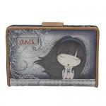 Πορτοφόλι Κουμπί Μεσαίο ANEKKE MOON AN23749-2